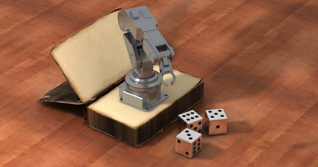 Ada 3 Hukum Robot, Apa Sajakah Itu?