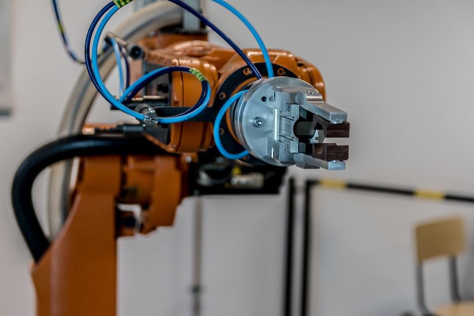3 Komponen Pembentuk Robot