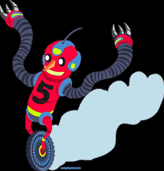Jenis-Jenis Robot Beroda