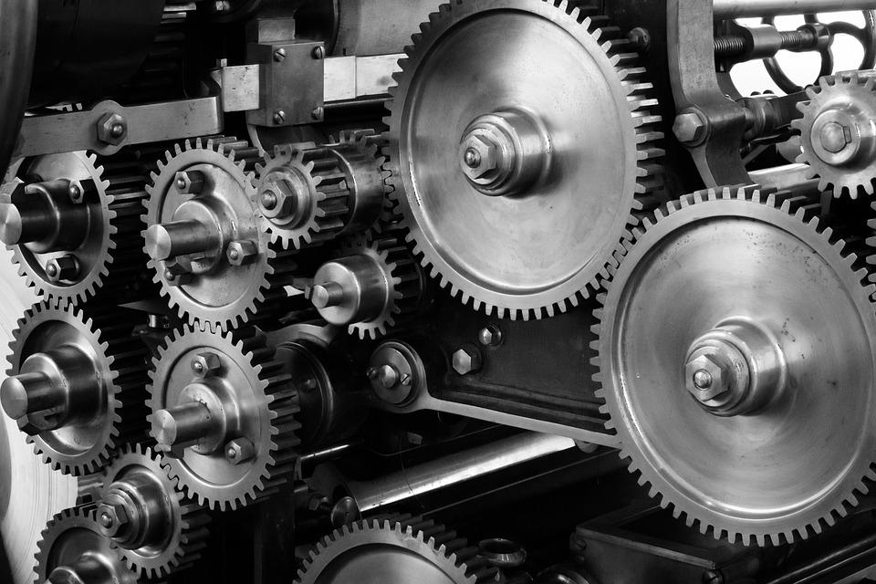 8 Komponen Utama Dalam Robot