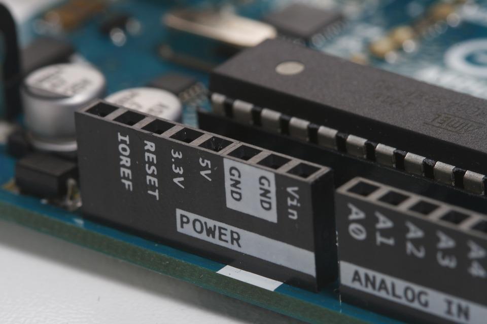 Jenis-Jenis Microcontroller Arduino