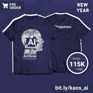 Mockup Kaos Artificial Intelligence