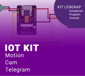 ESP32 Cam Telegram KIT